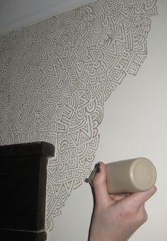 Coole Wand Streichen Ideen Und Techniken Für Kreative Wandgestaltung