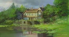 Marnie's house / When marnie was there