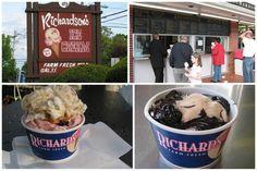 Richardson's ice cream.  Richardson!