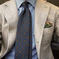 Bespoke men style