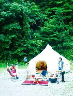 【BE-PAL8月号】今年の夏は「グランピング」で大人なキャンプを!http://bepal01.dmwd.jp/news/2286