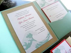 Hey, I found this really awesome Etsy listing at http://www.etsy.com/listing/151476474/waves-destination-beach-ocean-invitation