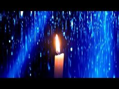 ▶ One Hour Candle Meditation with Gentle Rain Sounds - YouTube