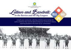 Thurs., Oct. 15, 2015, 6-7 p.m.: Moderated by Eduardo Diaz, director of the Smithsonian Latino Center, a panel discusses baseball as a social and cultural force within Latino communities across the nation. The panelists include Adrian Burgos of the University of Illinois, Jose Alamillo and Cesar Caballero of California State University, and Sarah Gould and Priscilla Leiva of the University of Texas. Credit line: Latino Baseball History Archive at California State University San Bernardino.