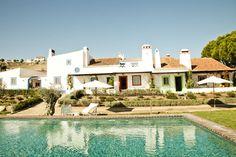 Casas de Juromenha, Juromenha (Alentejo), Portugal http://charmhotelsweb.com/en/hotel/PT058
