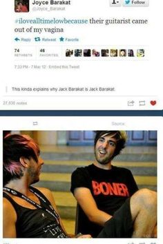 Why Jack Barakat is Jack Barakat!