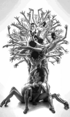 We live in so many lives and so many lives live in us. ~Carl Jung, Letters Vol. 1, Page 440. (Tree of Life)