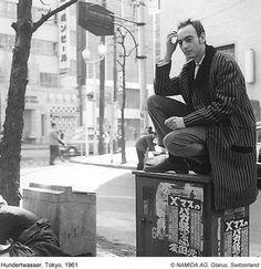 Friedensreich Hundertwasser (1928-2000) - Austrian artist