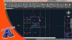AutoCAD 2015 - Nível Médio - aula 02/20 - Desenho Arquitetônico -  Autoc...