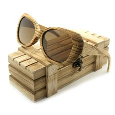 Native Shades hand crafted bamboo/wooden sunglasses unisex free shipping