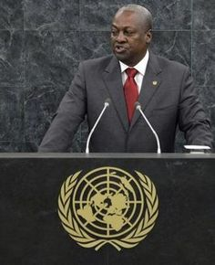 Ghana to serve as UN base for supplies bound for Ebola countries
