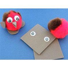 Penguin littlecraftybug Craft Kit pour 10 EnfantsEnfants Pom Pom Crafts