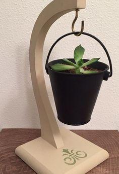 wooden banana hanger repurposed, Housewarming Gift