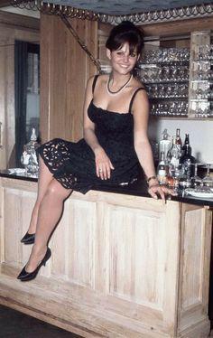 The special edition: Claudia Cardinale Claudia Cardinale, Classic Actresses, Beautiful Actresses, Actors & Actresses, Most Beautiful Women, Beautiful People, Der Leopard, Italian Actress, Italian Beauty