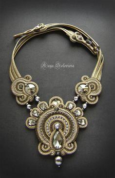 Designer jewelery ❂ ❂ Kaya Solovieva | VK