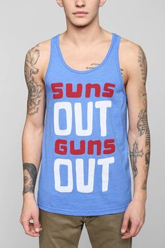Suns out guns out