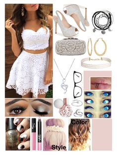 """Heart Ball -Sierra"" by creative-with-fashion ❤ liked on Polyvore featuring BERRICLE, Lauren Lorraine, Oscar de la Renta, Fragments, Humble Chic, Primrose, Midsummer Star, NARS Cosmetics and Joseph Marc"