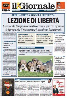 Il Giornale - 01.08.2013  Italian | True PDF | 32 Pages | 19 MB