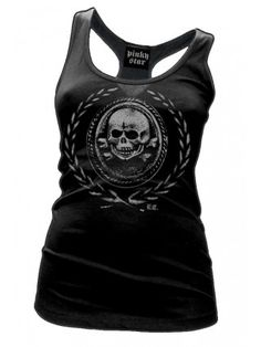Women's Death And Glory Tank Top