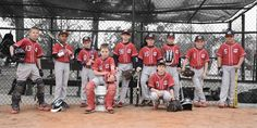 Wicked Cool baseball team picture.