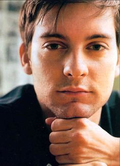 Toby Maguire... Will always be the first AND ONLY spiderman in my eyes <333