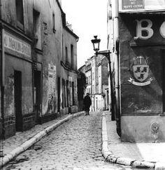 Fritz Henle Montmartre - Paris 1938