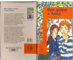 Ben quiere a Anna Peter Hártling     Nació el año 1933 en Chemnitz (Alemania) _ Zu __ y vive actualmente en WalIdod/ Hesse...