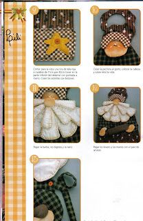 Album Archive - Muñequeria Country No. Christmas Sewing, Country, Patches, Crafts, Ideas, Scrappy Quilts, Apron, Dolls, Yule