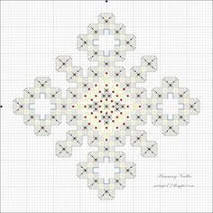 Humming Needles: Snowflake Ornament Pattern