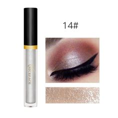 17 Colors Eye Shadow Liquid Waterproof Not Faint Easy Color Fashion Eye Shadow Pen Makeup Tools. Click visit to buy #EyeShadow