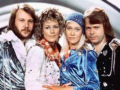 "ABBA (Benny Andersson, Anni-Frid Lyngstad, Agnetha Fältskog, Björn Ulvaeus) ""Waterloo"""