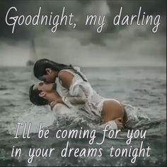 Good Night For Him, Good Night Gif, Good Night Image, Good Night Quotes, Quotes For Him, Love Quotes, Sweet Dream Quotes, Good Knight, My Darling