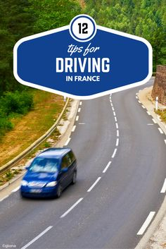 Driving in France is one of life's great pleasures, but make sure you know the French road rules and have the right kit when you take your car to France Driving Rules, Road Rules, France 1, Holiday Ideas, Advice, Tips, Travel Ideas, Counseling