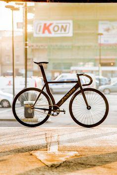 #jamis #fixie #bicycle
