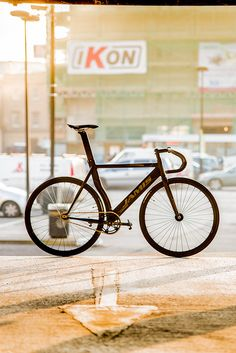 #jamis #fixie #bicycle