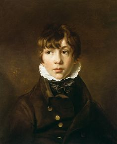Portrait of a boy - George Hayter - Wikimedia Commons