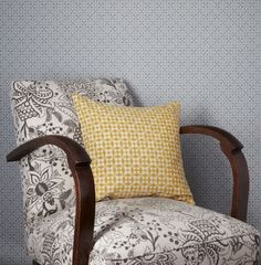 Pattern Play: Wallpaper, Textiles, and Tiles by Akin & Suri - Remodelista