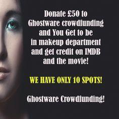 Ghostware A Sci-Fi Horror Feature Film Sci Fi News, Sci Fi Horror, Feature Film, Romance, How To Get, Movies, Movie Posters, Ideas, Romance Film