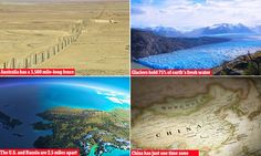 The most amazing geography facts EVER