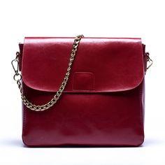 US $39.11 (Watch more - https://alitems.com/g/1e8d114494b01f4c715516525dc3e8/?i=5&ulp=https%3A%2F%2Fwww.aliexpress.com%2Fitem%2FNew-Vintage-Real-Leather-Small-Bag-Shouder-Bags-For-Women-Burgundy-Leather-Crossbody-Handbag-Brands-Cowhide%2F32785106869.html) New Vintage Real Leather Small Bag Shouder Bags For Women Burgundy Leather Crossbody Handbag Brands Cowhide Women Messenger Bags