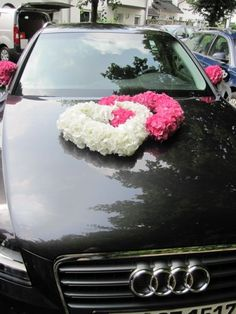 FLORICA | Blumen Köln - Blumenarrangements, Brautsträuße, Dekorationen und Leihpflanzen für die Hochzeit in Köln, Autodekorationen
