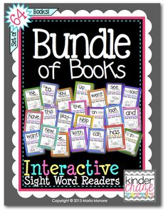 bundle-of-books-interactive-sight-word-readers-kinder-craze1