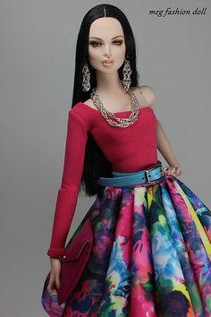 New outfit for Kingdom Doll / Deva Doll /Modsdoll/Numina/37 | Flickr - Photo Sharing!