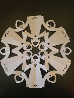 Lesson Plans of an OCD Primary Chorister: Activity: 2014 Primary Song Snowflakes