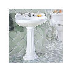 Charmant St Thomas Creations Arlington Grande Pedestal Bathroom Sink U0026 Reviews |  Wayfair