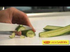 Zupa ogórkowa kremowa / Creamy cucumber soup www.winiary.pl
