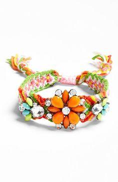 Love this bracelet - so so cute!  @Nordstrom