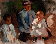 Impressionist Artists, Spanish, Paintings, People, Painting & Drawing, Artists, Drawings, Paint, Painting Art