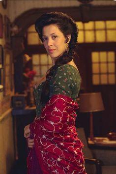 "Claudia Raia as Hortência in brazilian novel ""Terra Nostra"" (1999)."