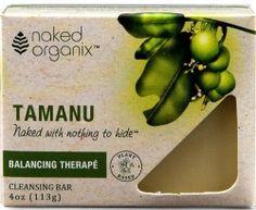 Naked Organix soap